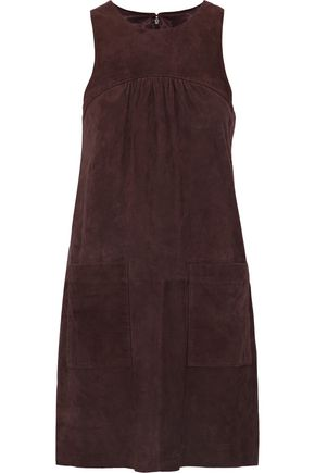 JOIE Fahfia C suede mini dress