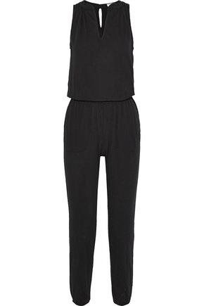 00f955b74b1c SOFT JOIE Katiana cotton-blend jersey jumpsuit ...