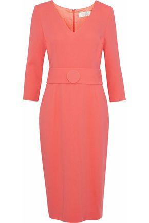 GOAT Fox wool-crepe dress