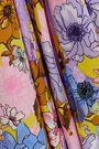 PREEN by THORNTON BREGAZZI Amelia ruffle-trimmed floral-print silk crepe de chine dress