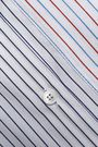 SONIA RYKIEL Striped cotton-poplin shirt