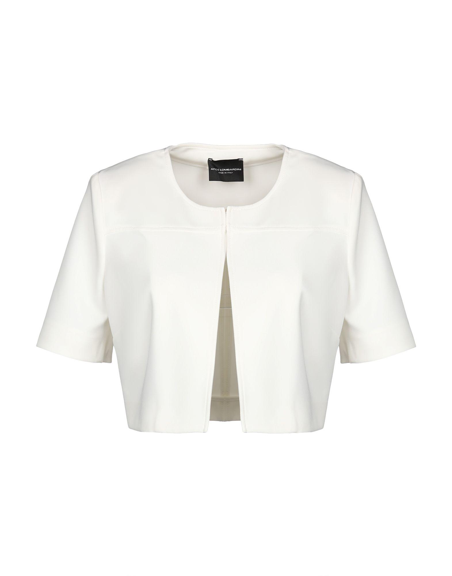 ATOS LOMBARDINI Blazers in White