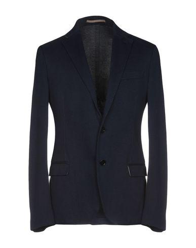 Фото - Мужской пиджак ELEVENTY темно-синего цвета