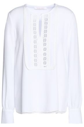 SEE BY CHLOE | See By Chloé Woman Crepe Blouse White | Goxip