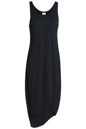 CHARLI Holly wrap-effect modal-jersey dress