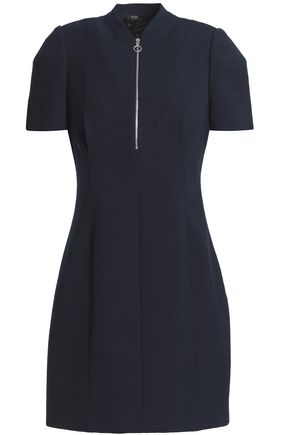 MAJE Crepe mini dress
