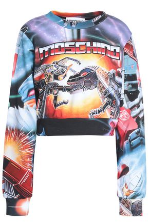 MOSCHINO Long Sleeved Top