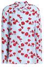 EQUIPMENT Leema printed washed-silk shirt