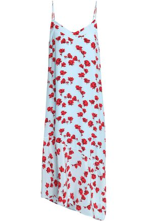 EQUIPMENT Cool Breeze floral-print silk crepe de chine midi dress