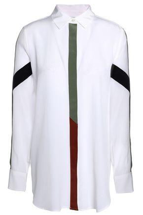 EQUIPMENT Silk crepe de chine shirt