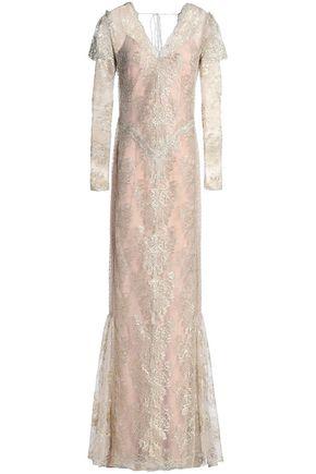 ALBERTA FERRETTI Lace gown