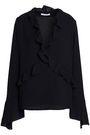 IRO Ruffled crepe blouse
