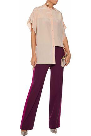 7ad776c573d4b4 DIANE VON FURSTENBERG Silk-charmeuse blouse