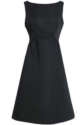 KATE SPADE New York Flared faille dress