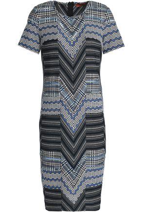 MISSONI Jacquard-knit maxi dress