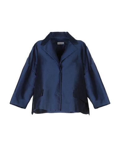 Купить Женский пиджак ALBERTO BIANI темно-синего цвета