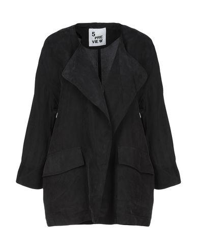 Купить Женский пиджак 5PREVIEW черного цвета