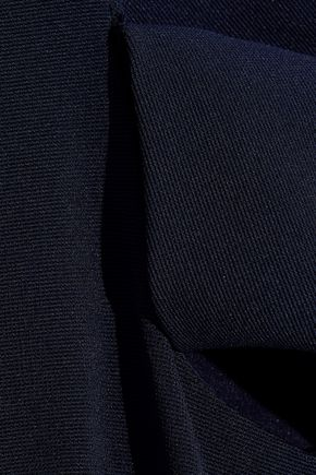 BADGLEY MISCHKA Faille dress
