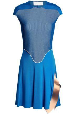 ESTEBAN CORTAZAR Stretch-knit mini dress