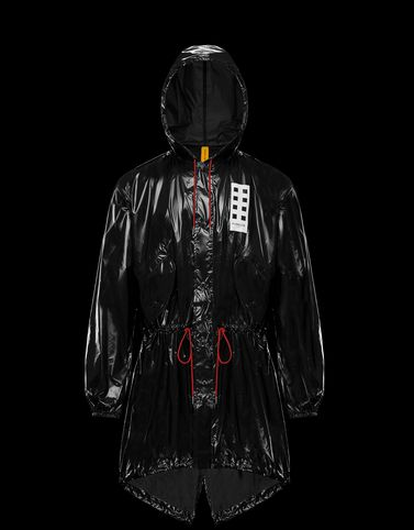 MONCLER KRABI - Overcoats - Unisex