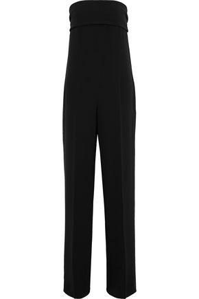 MAX MARA Onda strapless crepe jumpsuit