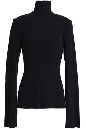 ELLERY Stretch-jersey top
