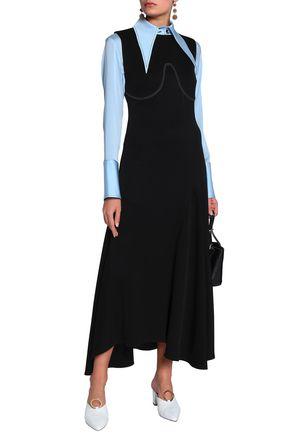 ELLERY Crepe midi dress