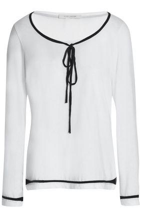 MARC JACOBS Cotton-jersey top