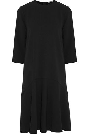 GANNI Clark stretch-crepe dress