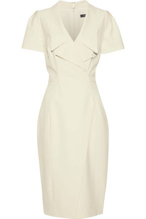 ZAC POSEN Cady shirt dress