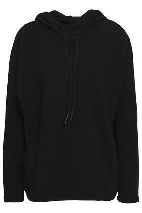 TEMPLA Jersey hooded sweatshirt