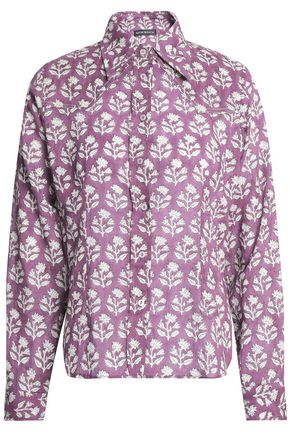 ANTIK BATIK Printed cotton shirt