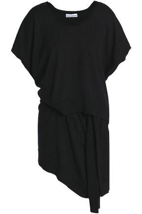 PACO RABANNE Cutout wool mini dress