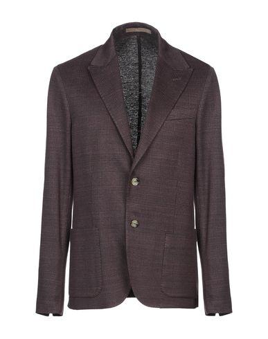 Фото - Мужской пиджак ELEVENTY цвет баклажанный