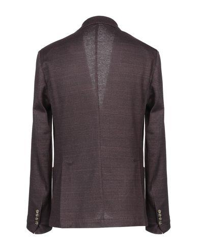 Фото 2 - Мужской пиджак ELEVENTY цвет баклажанный