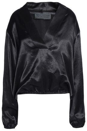 NILI LOTAN Satin blouse
