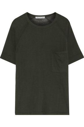 COTTON by AUTUMN CASHMERE Slub cotton-jersey T-shirt