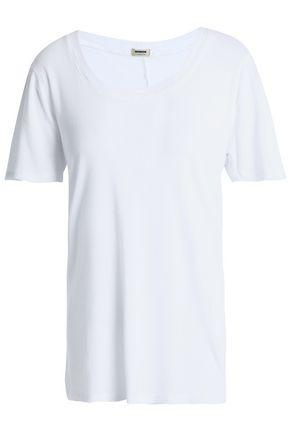 MONROW ジャージー Tシャツ