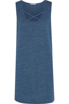 TART COLLECTIONS Mélange jersey mini dress