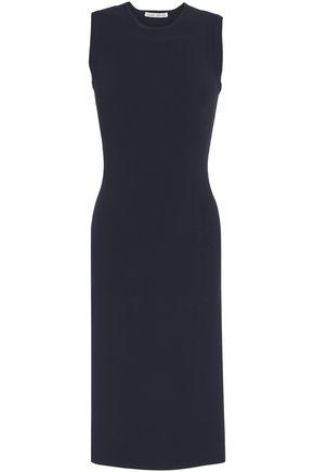 AUTUMN CASHMERE Stretch-knit dress