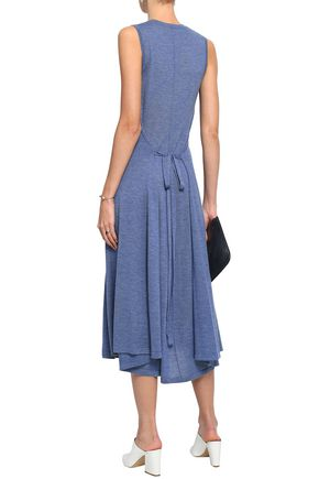 AUTUMN CASHMERE Cashmere midi dress