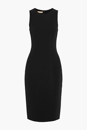 MICHAEL KORS COLLECTION Stretch-wool crepe dress