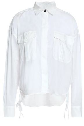 RAG & BONE Cotton-poplin shirt
