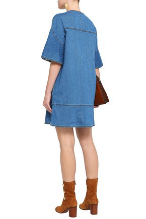 SEE BY CHLOÉ Denim mini dress