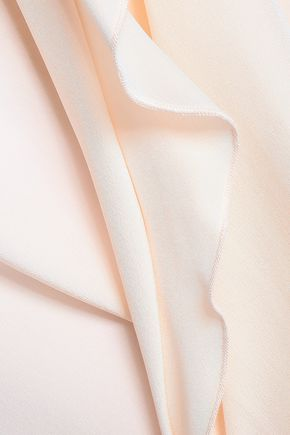 SEE BY CHLOÉ Ruffled silk crepe de chine blouse