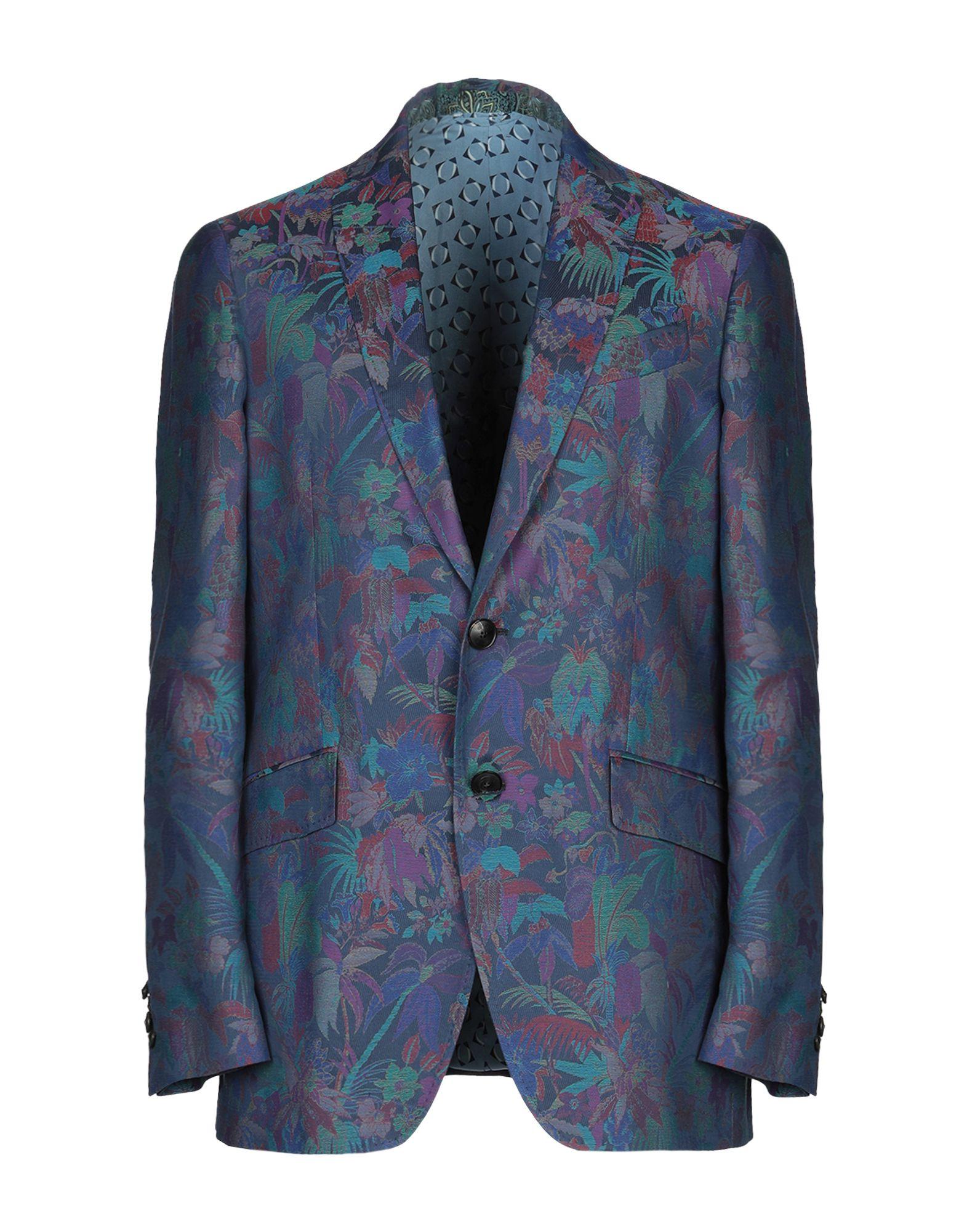 ETRO Пиджак пиджак костюм etro f10979124 2015