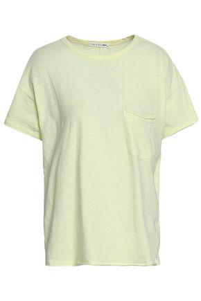 RAG & BONE Slub cotton-jersey T-shirt