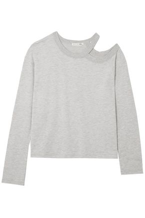 RAG & BONE Cutout modal-blend top