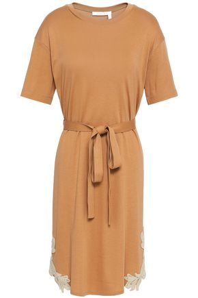 SEE BY CHLOÉ Cotton-jersey dress
