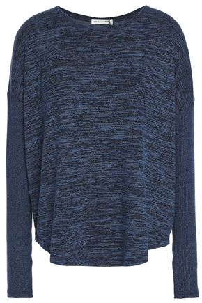 RAG & BONE Amelie mélange stretch-jersey top